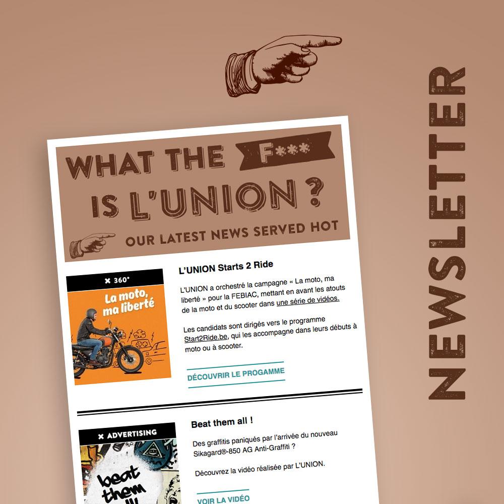 L'UNION Newsletter