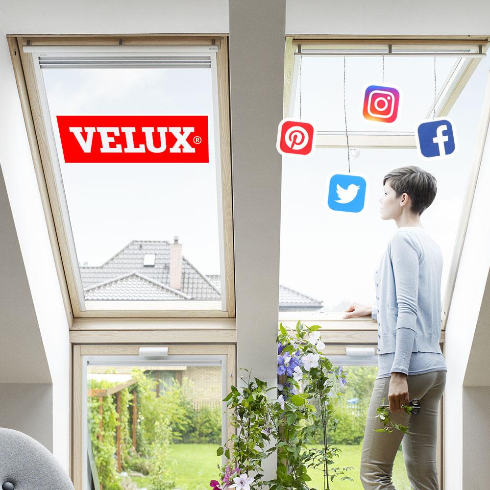 VELUX Belgium – Social Media