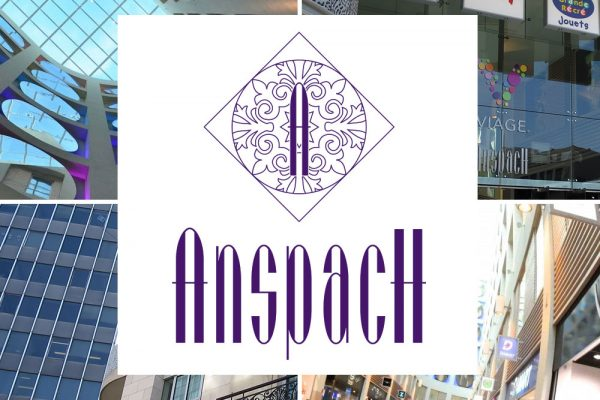 Anspach Shopping – Social Media