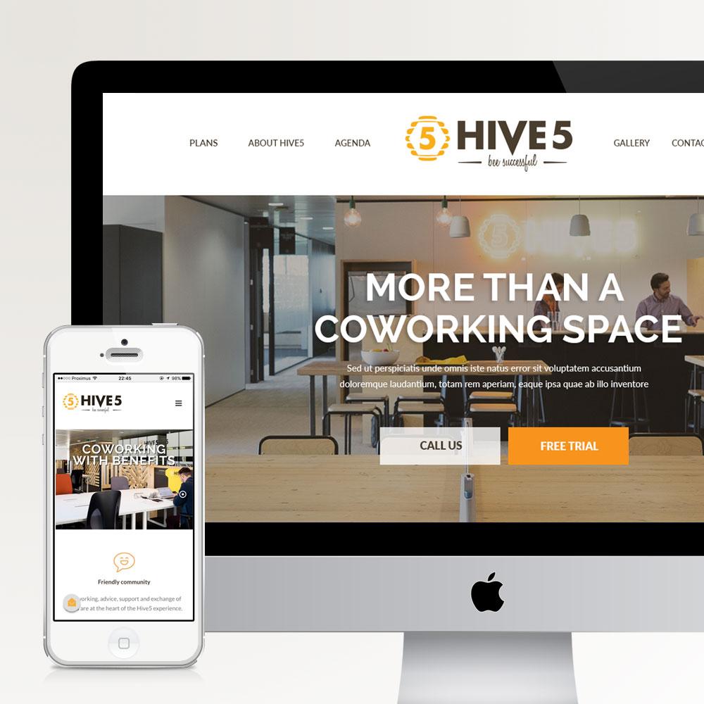 Hive5 Coworking